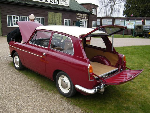 Pinin Style 1959 Austin A40 Farina