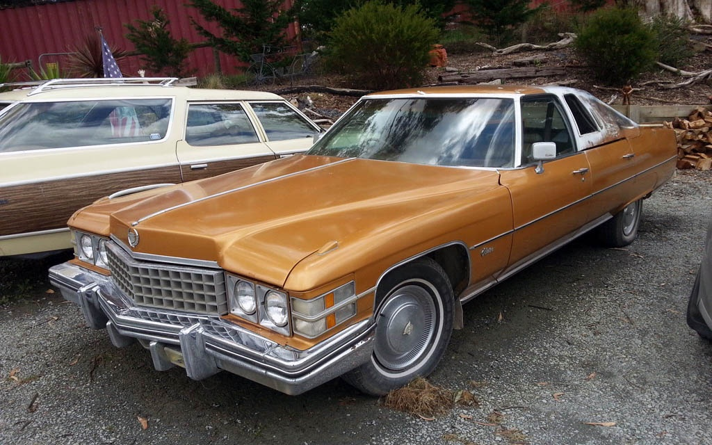 Aussie Cadillac Ute