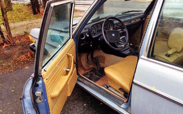 BMW Bavaria Interior