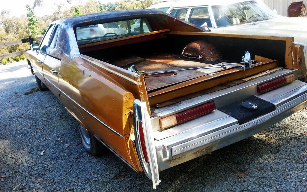Cadillac Fleetwood Ute