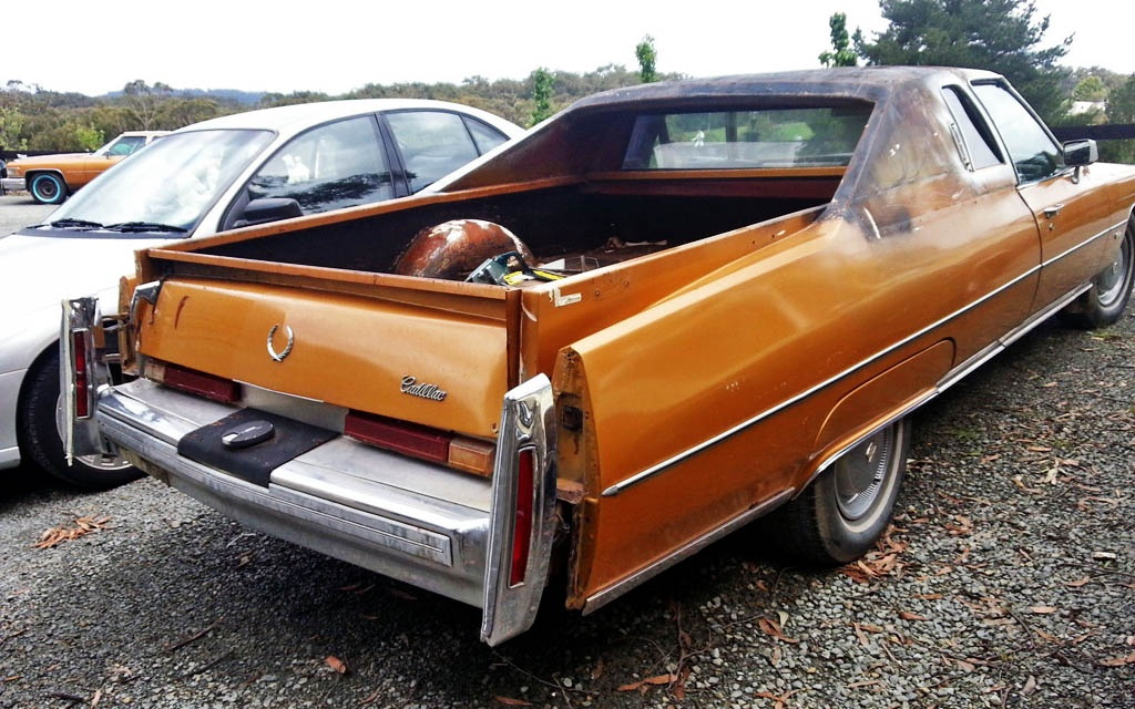 Cadillac Ute Conversion