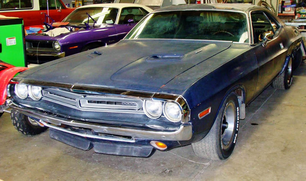 Used Car Auctions >> It's a Runner: 1971 Dodge Challenger R/T