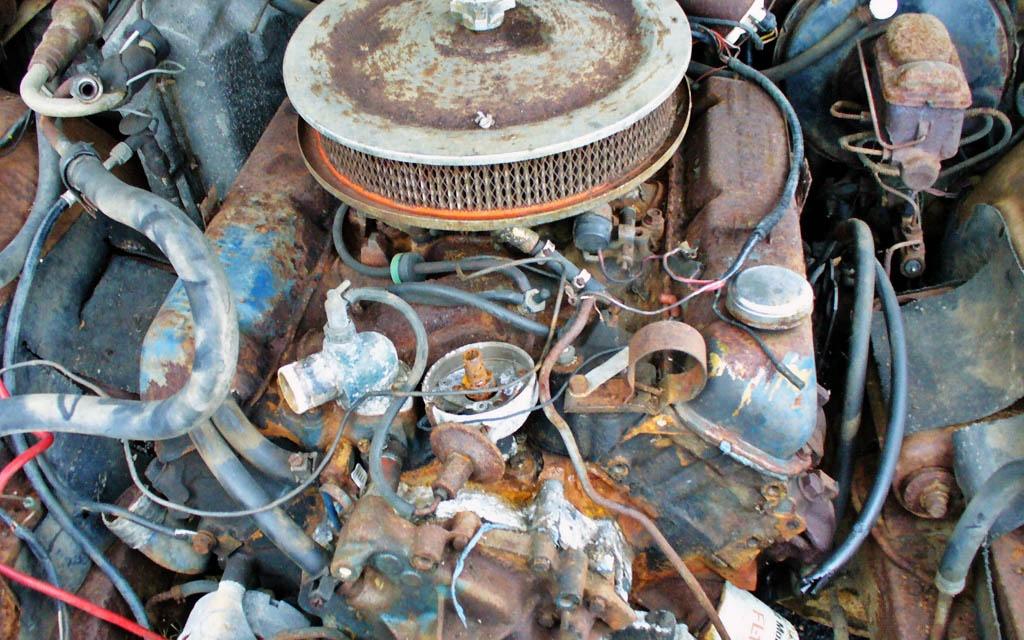 Cheap Car Lots >> Rusty Big Block: 1972 Ford Gran Torino