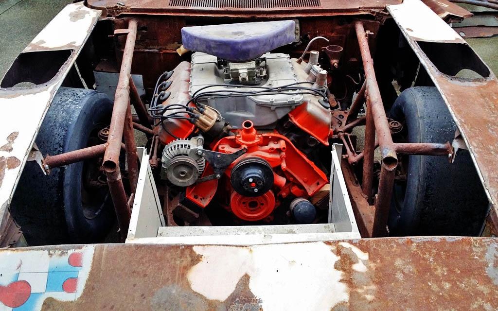Hemi 426 Daytona