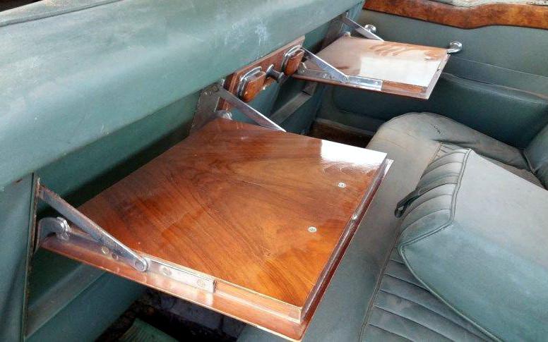 Humber back seat