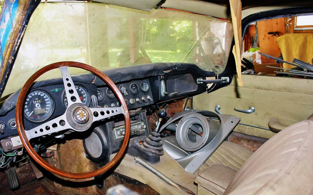 Some Assembly Required 1967 Jaguar EType – Jaguar E-type Fuse Box