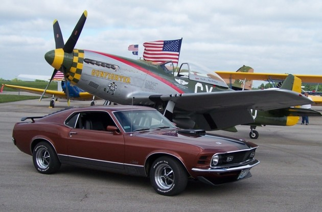1971 Mustang Mach 1 Too Rusty To Rescue