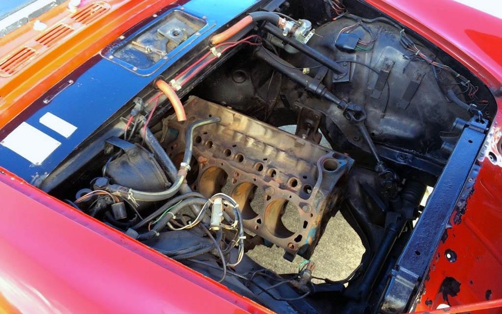 Car Vin Check >> Rare Cat: Mk 1 Sunbeam Tiger Project Car