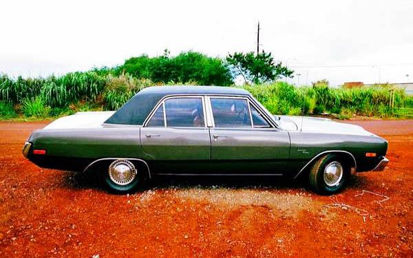 Only In Oahu 1973 Dodge Dart Custom
