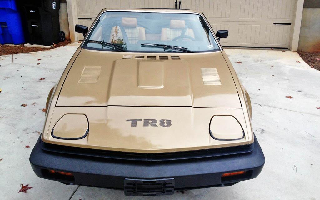 Triumph TR8 Wedge