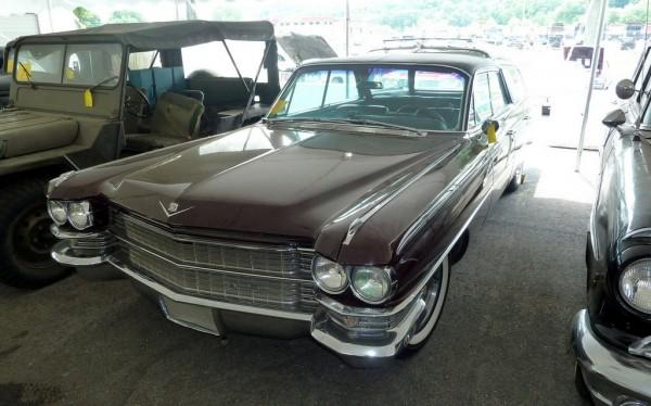 Luxury Wagon: 1963 Cadillac Vista Cruiser