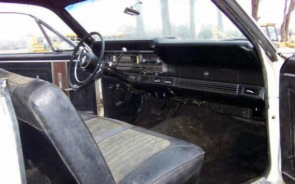 A Fair Project 1967 Ford Fairlane 500