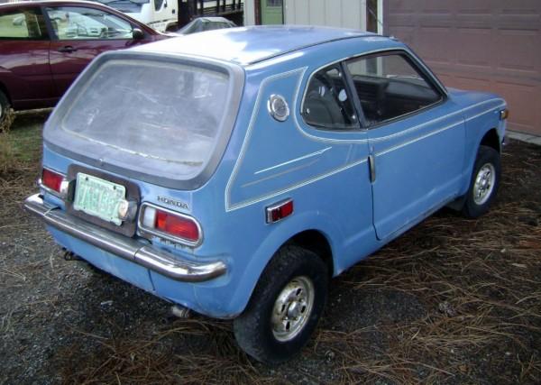 honda-z600-rear