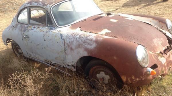 1963 Porsche 356 for $5,500 - Barn Finds