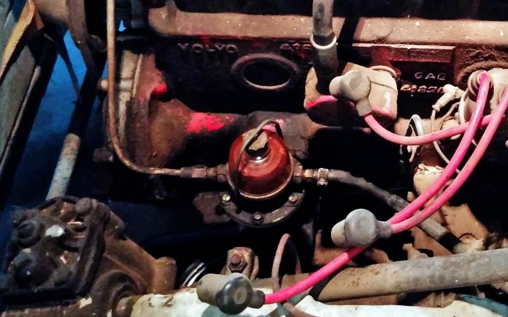122S Fuel Pump