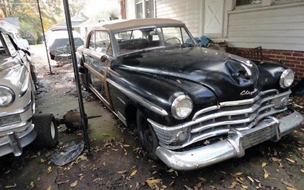 1950 Chrysler Newport T&C