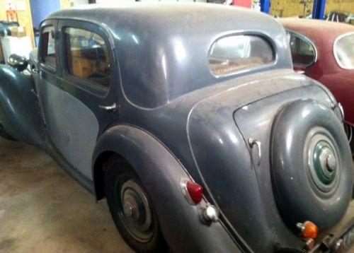 1950-alvis-TA14-rear