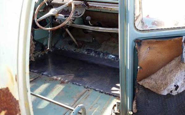 2cv Interior 1955 Citroen 2cv Interior