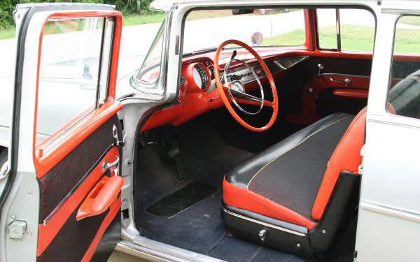 13 600 Miles 1957 Chevrolet 2 Door