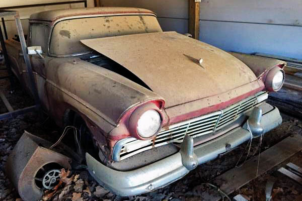 It S A Car It S A Truck It S A 1957 Ford Ranchero