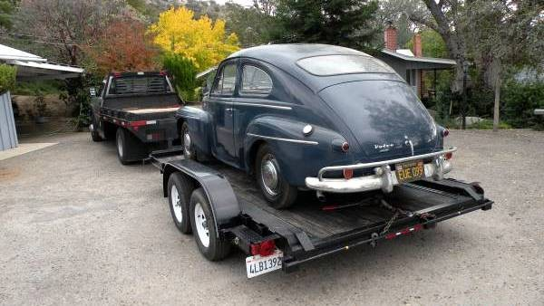 22 Years In Storage: 1958 Volvo PV444