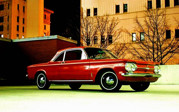 1961 Chevy Corvair Monza