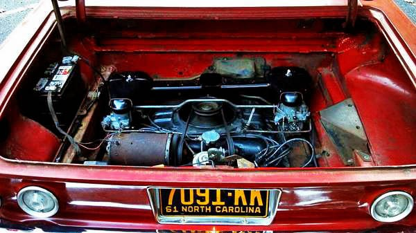 1961 Chevy Corvair Motor