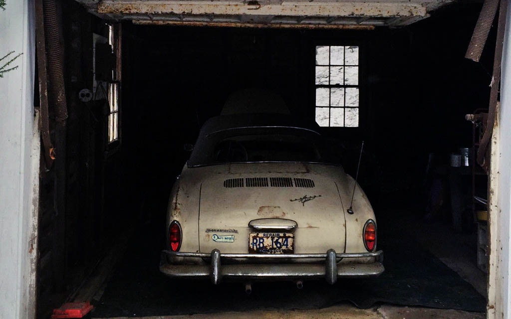 1962 VW Karmann Ghia
