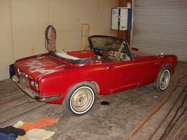 1964 honda s600