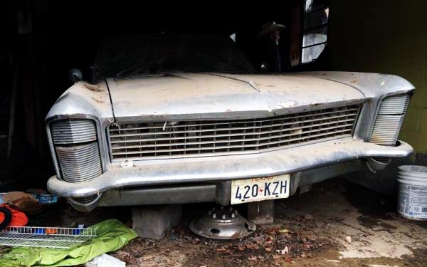 Mercedes For Sale >> Open Your Eyes: 1965 Buick Riviera