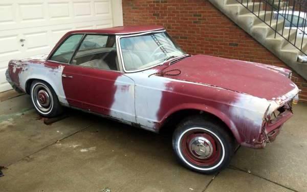 1966-mercedes-230sl-project