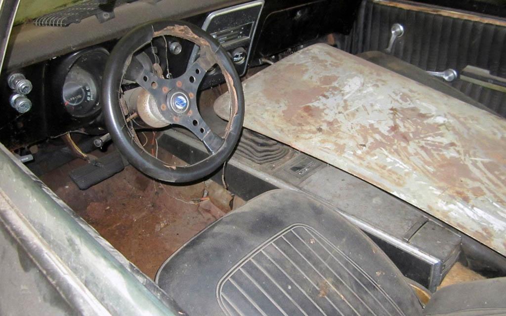 1967 Camaro Interior