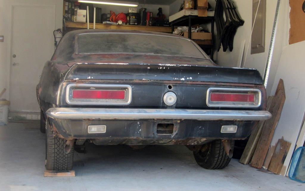 Pony Project: 1967 Camaro RS/SS