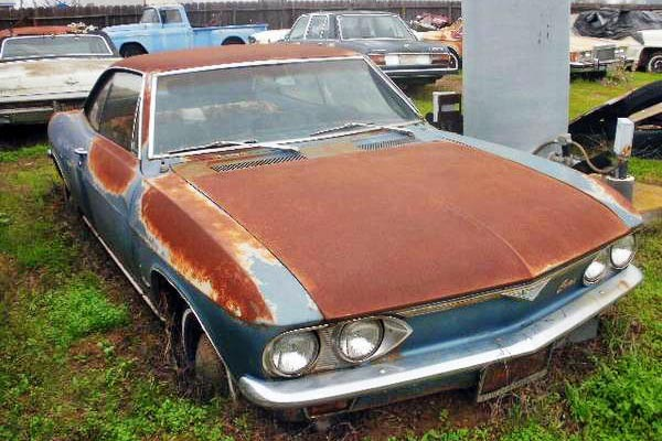 1967 Chevy Corvair