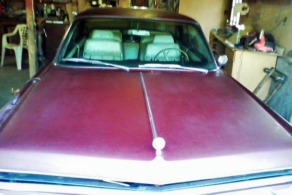 1967 Chrysler Mobile Director
