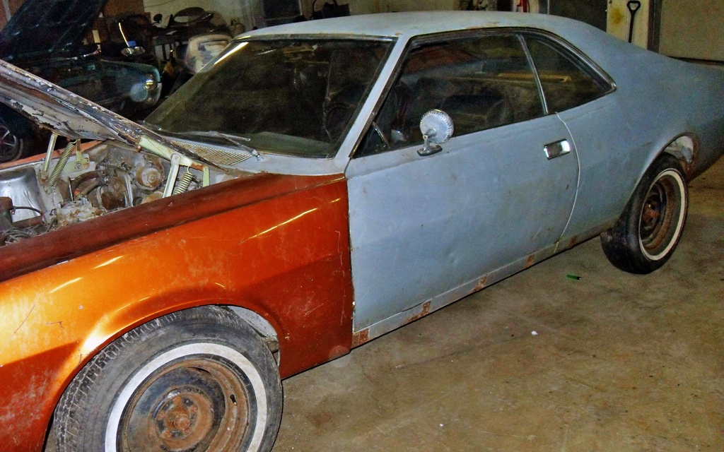 1968 AMC Javelin 390