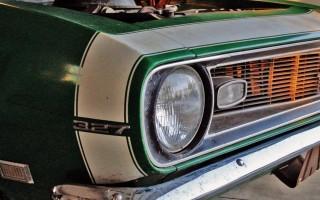 1968 Camaro L30 M20