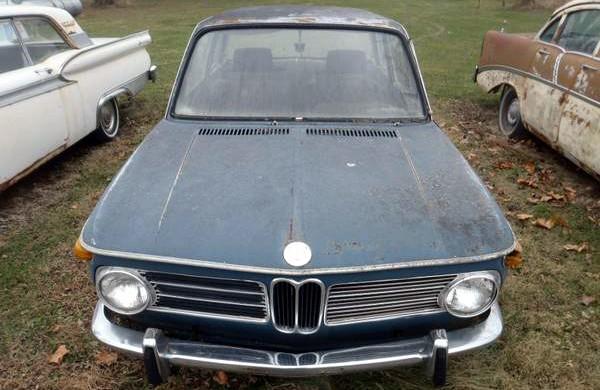 1970 BMW 2002