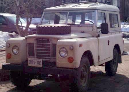 1973 Land Rover For $1,450!