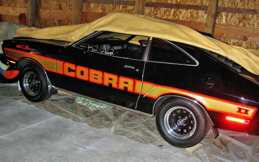 What S This 1977 Mustang Cobra Ii Worth