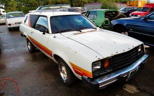 Cruising Wagon 1979 Ford Pinto