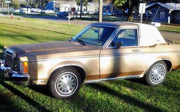 1979 Lincoln Tomaso Versailles