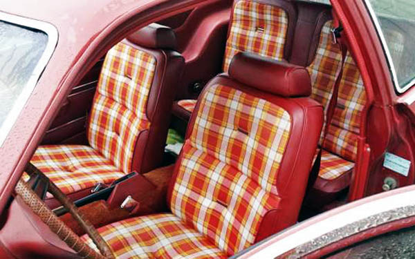 Plaid Perfection: 1979 Ford Pinto Wagon