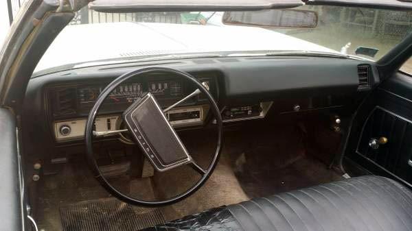 Buick Skylark Interior