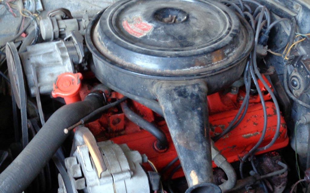 Perfect Pony: 1968 Chevrolet Camaro 327 RS