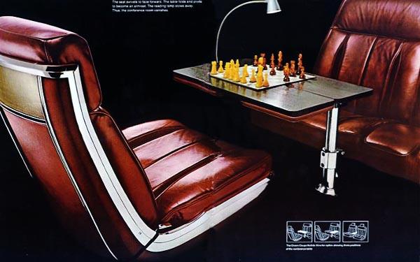 Chrysler Imperial Mobile Director Ad