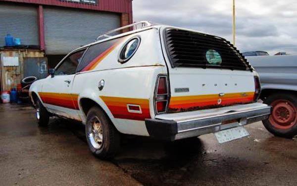 Ford Cruising Wagon