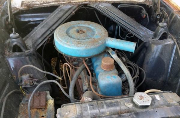 Ford Falcon Engine