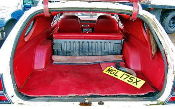 Ford Pinto Cruising Wagon