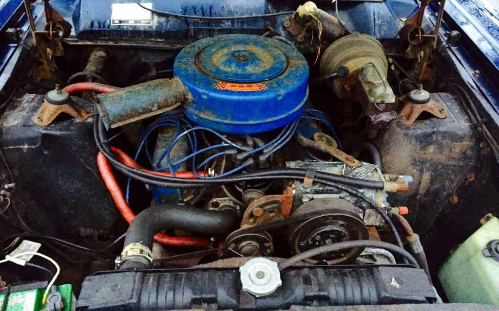 Ford Squire 289 V8